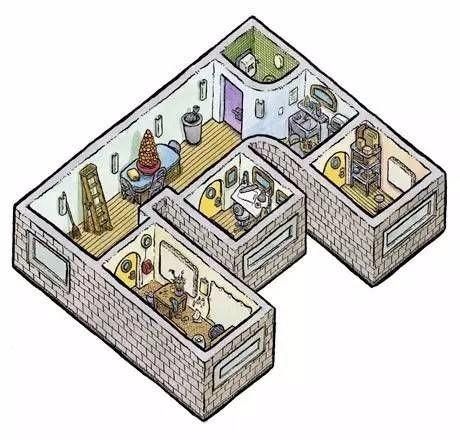 经典室内设计设计素材