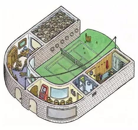 经典室内设计设计案例