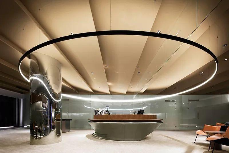 大气室内设计设计 图库