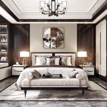 特色卧室设计图片