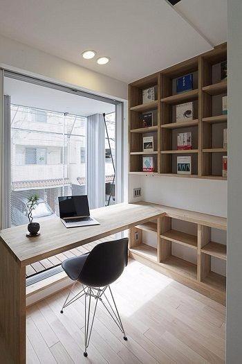 创意书房设计 灵感