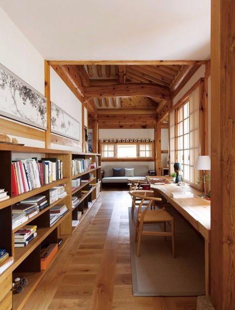 高端书房设计