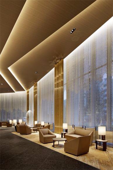 创意酒店效果图 设计