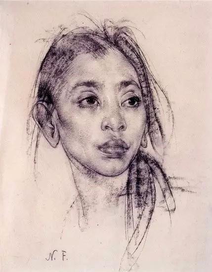 个性绘画参考