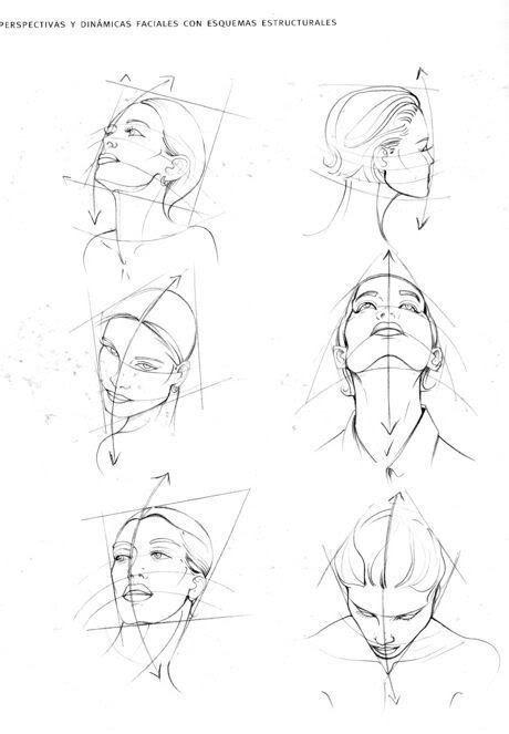 个性素描参考设计