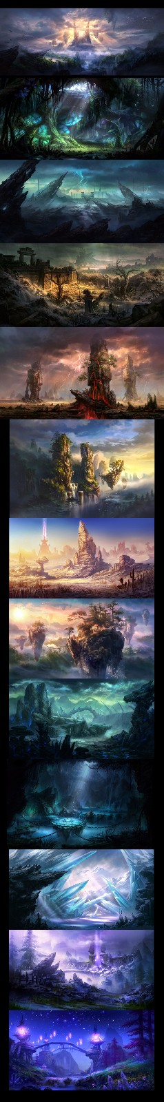 高端游戏素材设计 灵感