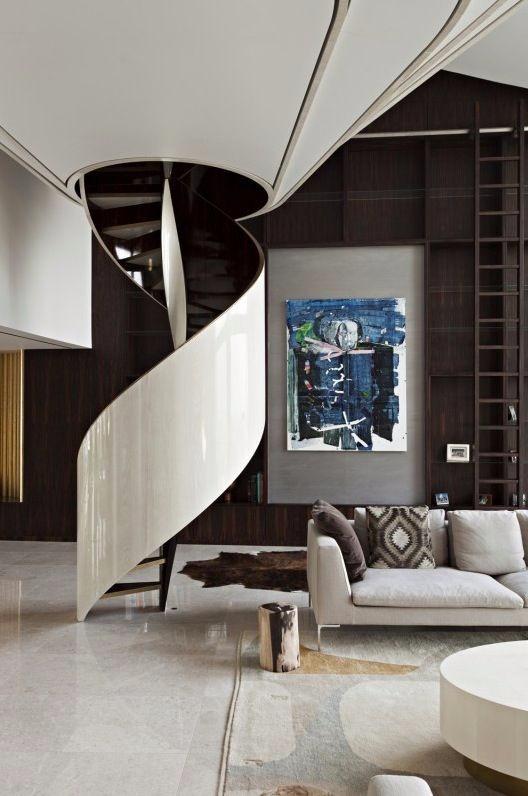 高端客厅灵感图