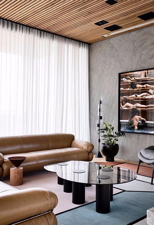 流行客厅参考设计
