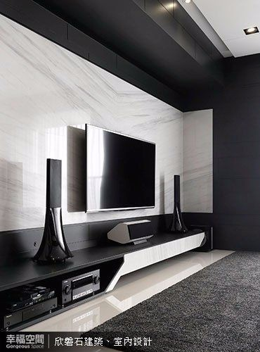 流行客厅设计图设计