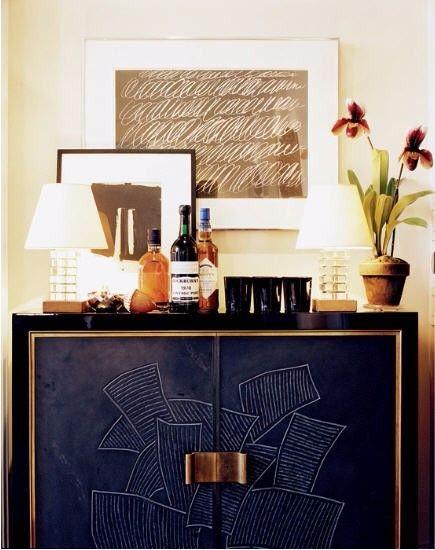 流行客厅案例设计