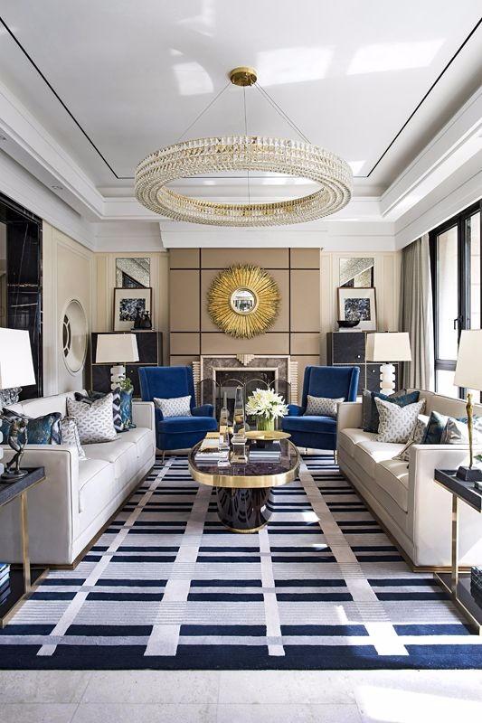 最流行客厅设计好图