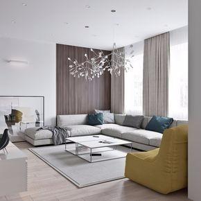 小清新客厅设计 免费