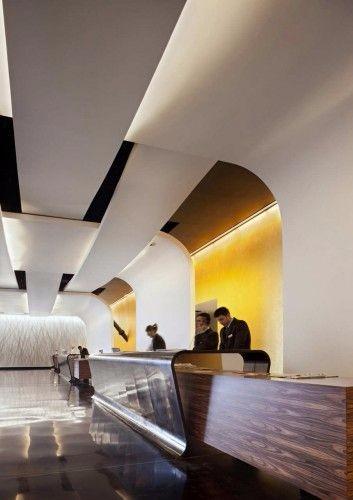精美酒店设计 图库