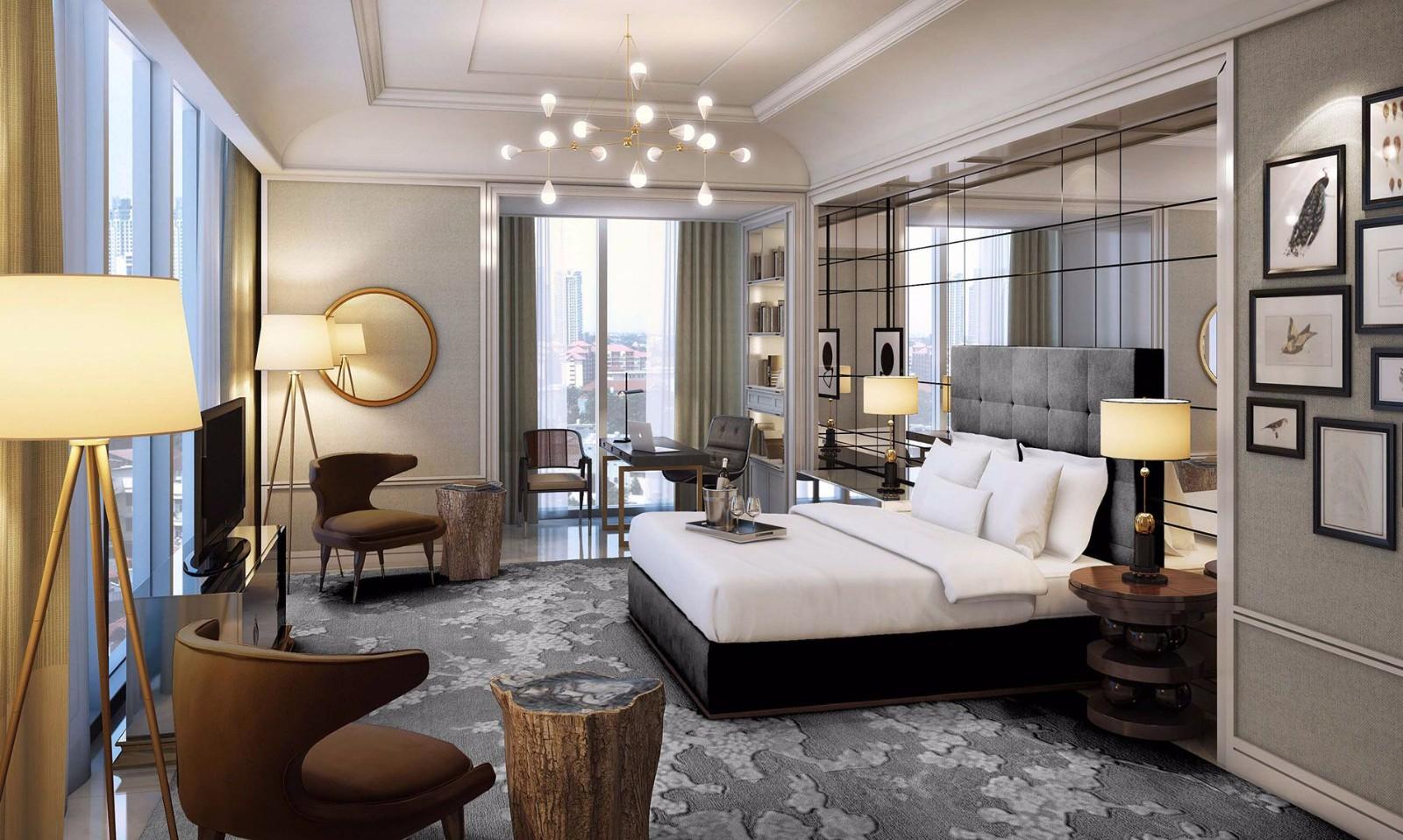 经典酒店装潢设计