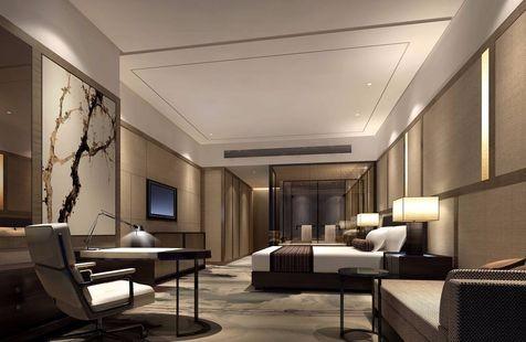 经典酒店室内素材