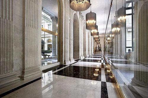 经典酒店效果图 设计