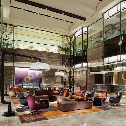 高级酒店设计 灵感