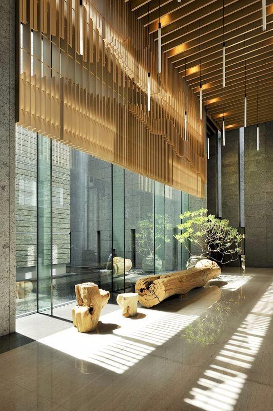 高级酒店设计图库