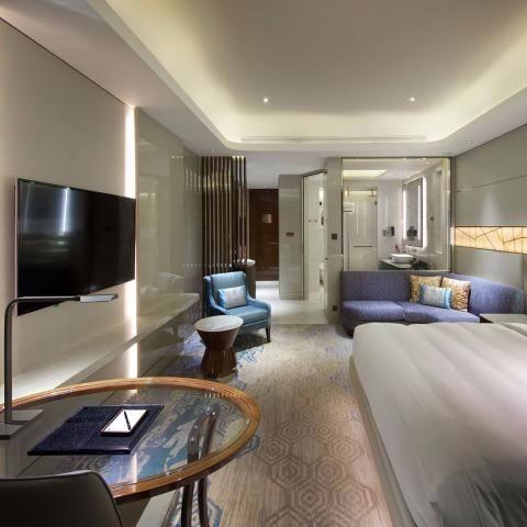 高级酒店装潢设计