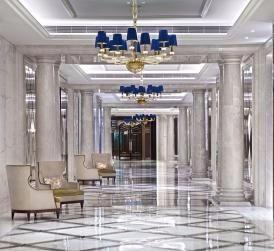 高级酒店的样板间