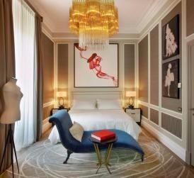 高级酒店装潢效果