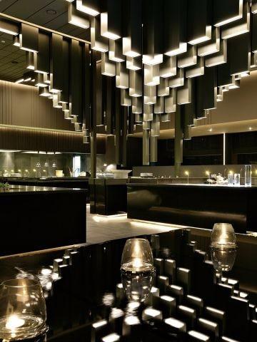 大气酒店设计 图库
