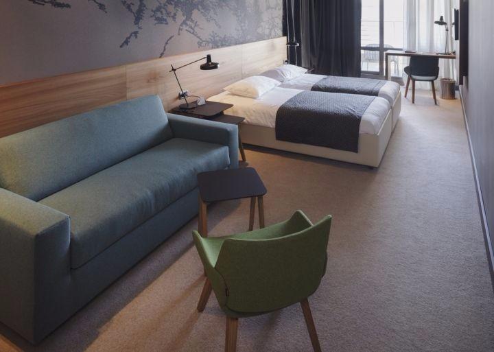 轻奢酒店的装潢设计