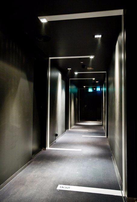普通酒店设计灵感