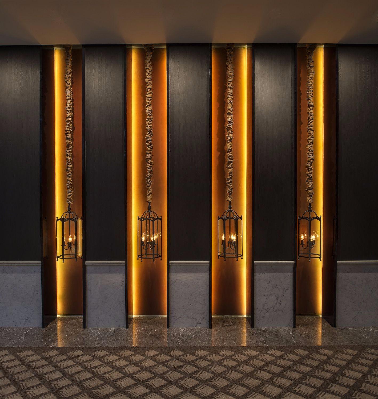 普通酒店的装潢设计