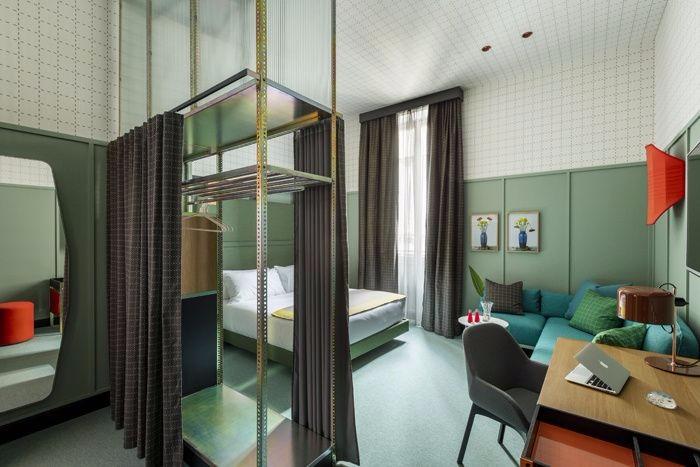 高清酒店简单设计