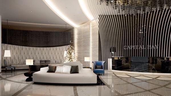 唯美酒店设计灵感