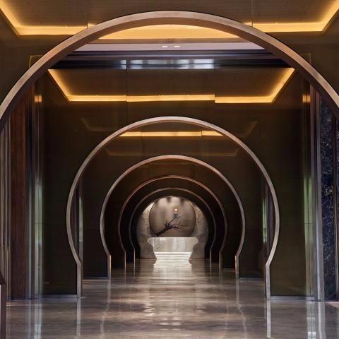 唯美酒店装修设计