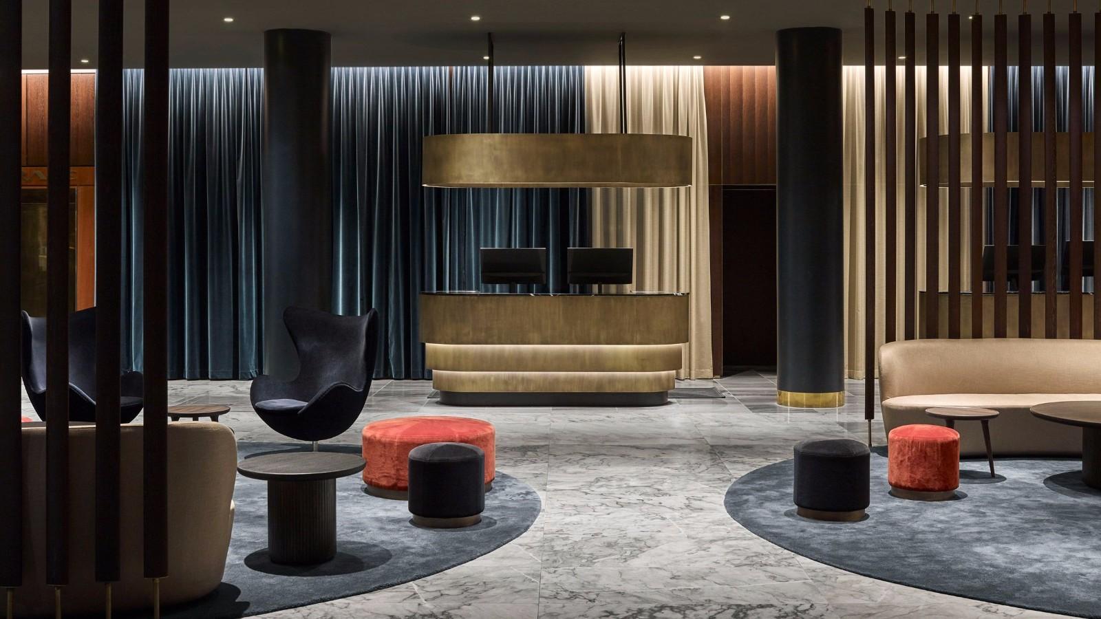 创意hotel装饰设计