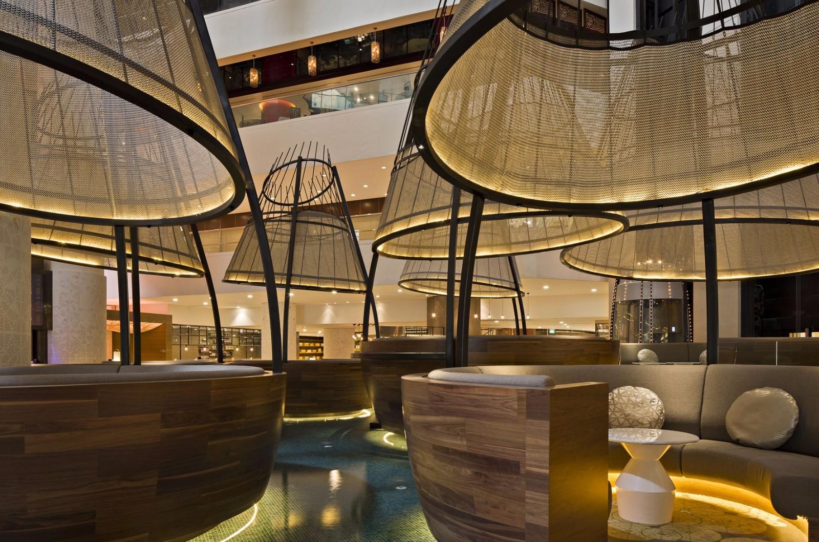 高端hotel设计灵感