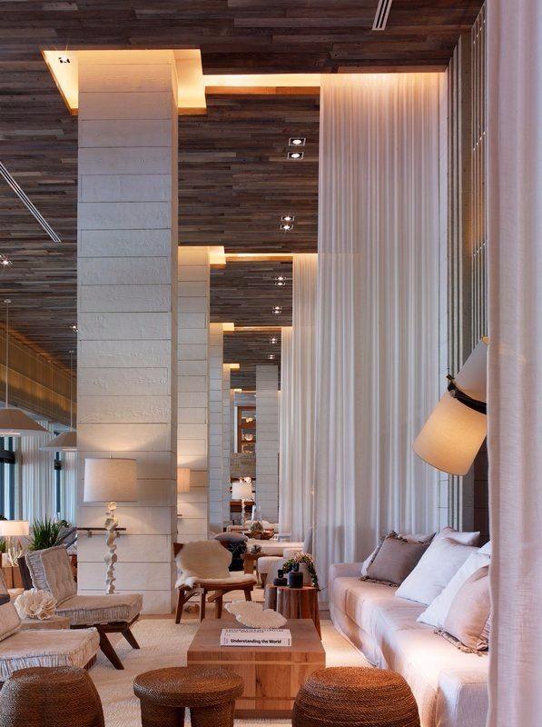 创意酒店大堂搞图 设计