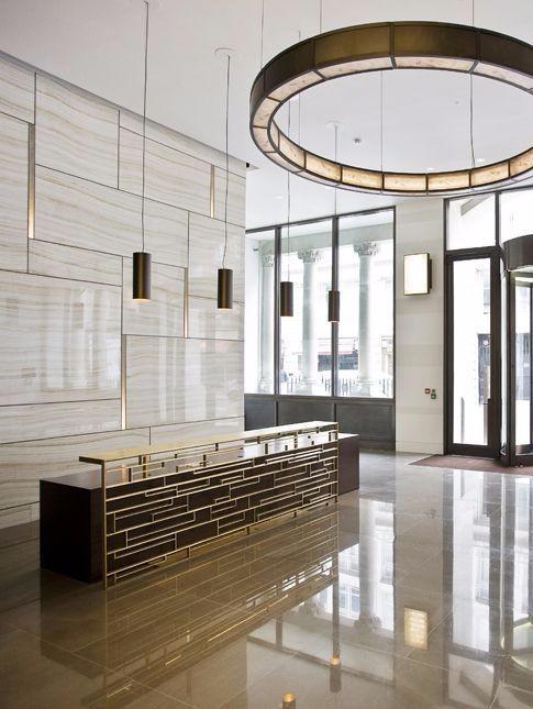 创意酒店大堂怎么设计