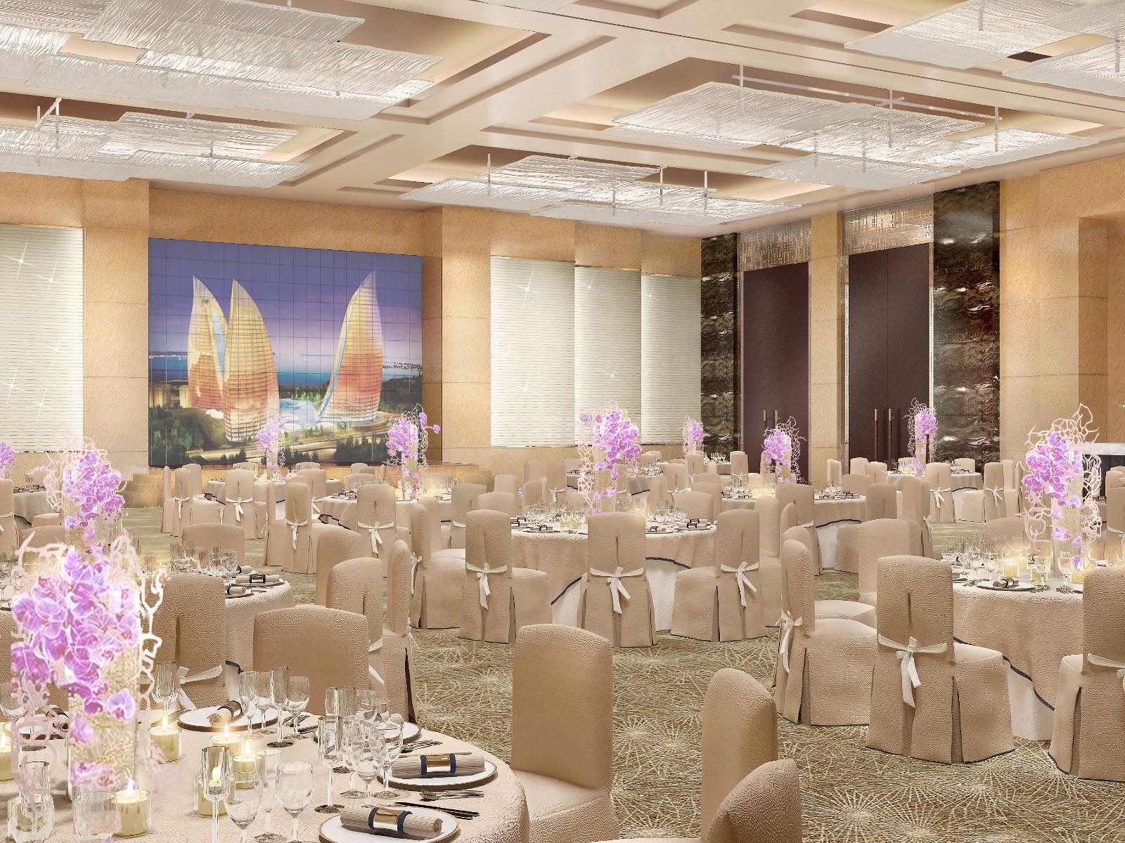 创意酒店宴会设计图