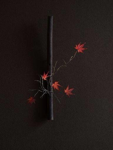 高档插花设计图设计