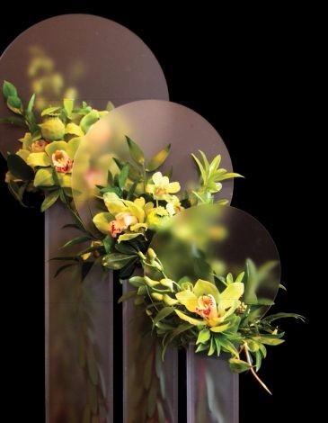 经典插花设计图设计