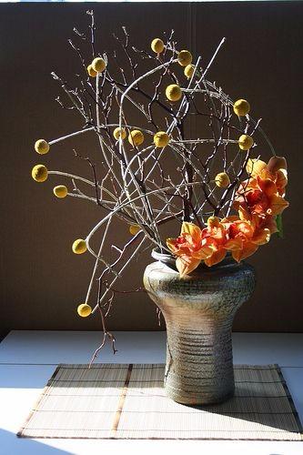 最新创意插花设计案例