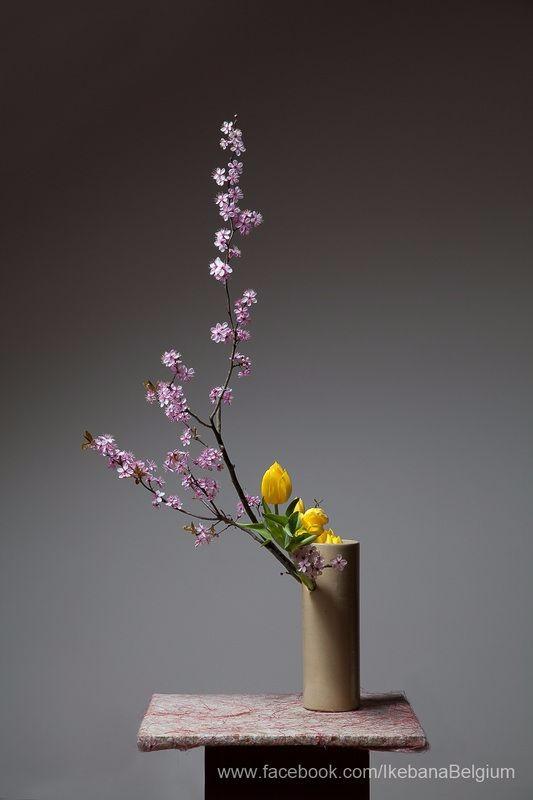 专业轻奢插花图片设计