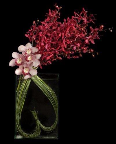 最新流行花艺设计参考
