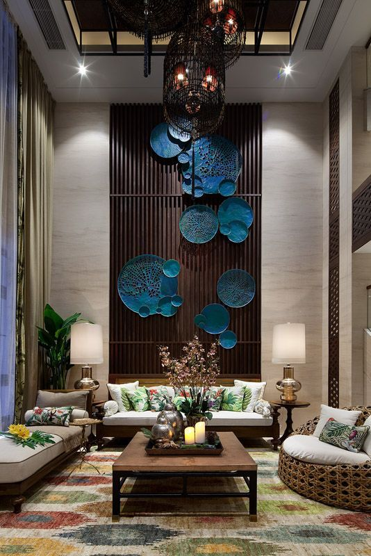 流行中式酒店设计免费