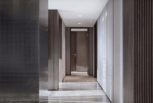 现代简约风格的主卧室