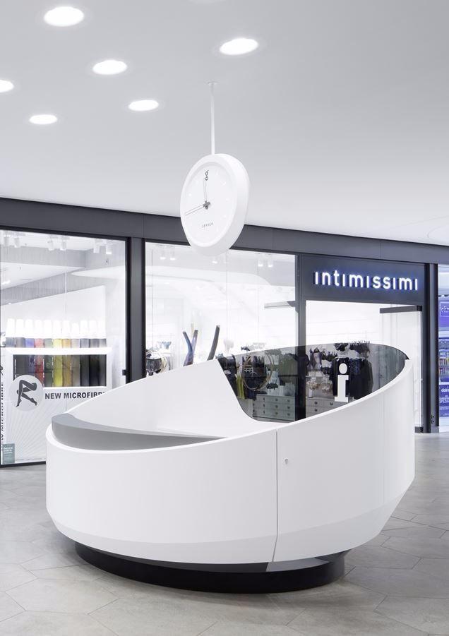 未来风格购物中心照片design