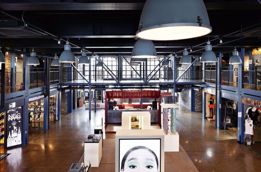 设计感购物中心design