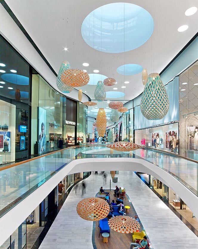 设计感shopping mall设计图片