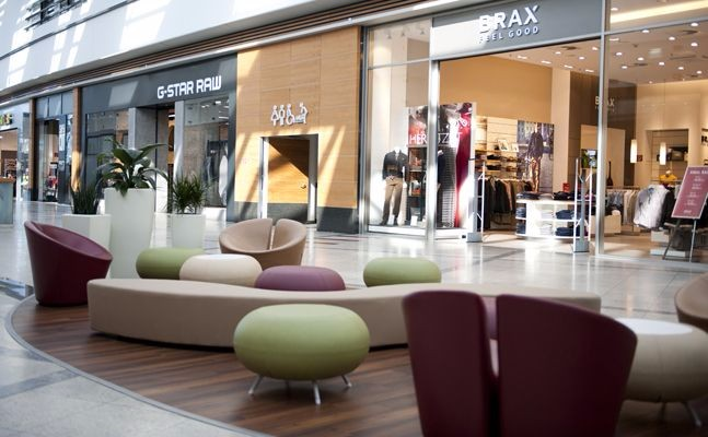 概念购物中心设计案例