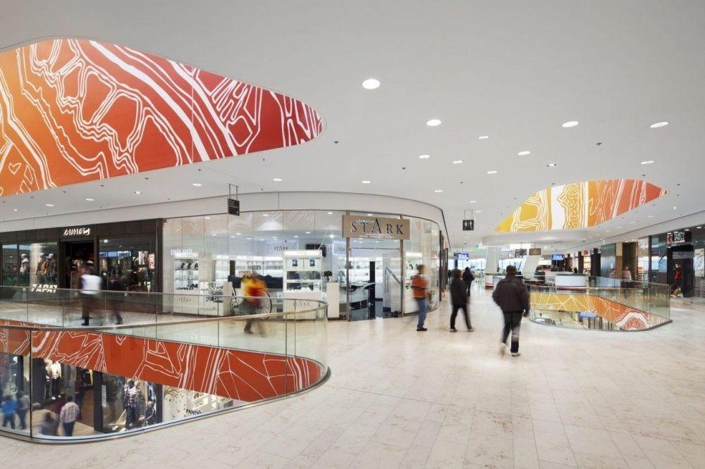 漂亮的购物中心设计大全