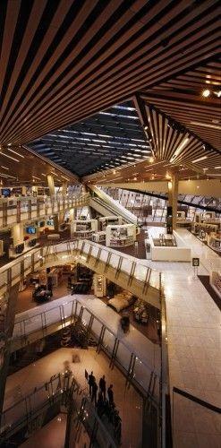 漂亮的商场设计概念